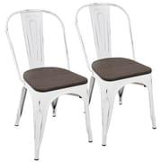 Gracie Oaks Natasha Side Chair (Set of 2)