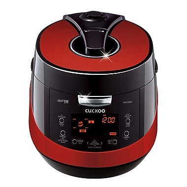 Cuckoo Electronics 10-Cup Induction Heating Pressure Rice Cooker