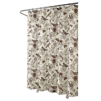 m.style Birdwatcher Shower Curtain WYF078281442860