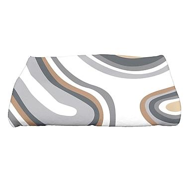 Latitude Run Buenrostro Novelty Bath Towel; Taupe/Beige