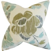 Red Barrel Studio Pemberton Floral Throw Pillow; 22'' x 22''
