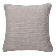 Gracie Oaks Maddie 100pct Cotton Striped Throw Pillow