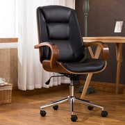 George Oliver Brattleboro Adjustable Office Low-Back Executive Chair