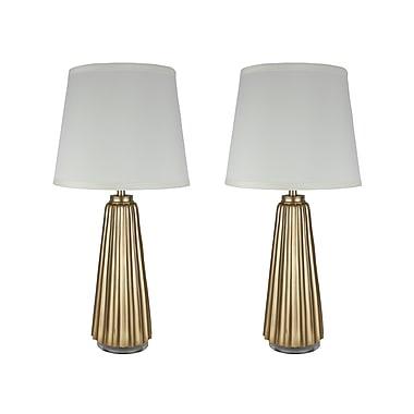 Urbanest Emile 22'' Table Lamp (Set of 2)