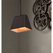 Williston Forge Amily Ceiling 1-Light Mini Pendant