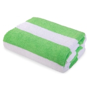 Bay Isle Home Beach Towel; Green