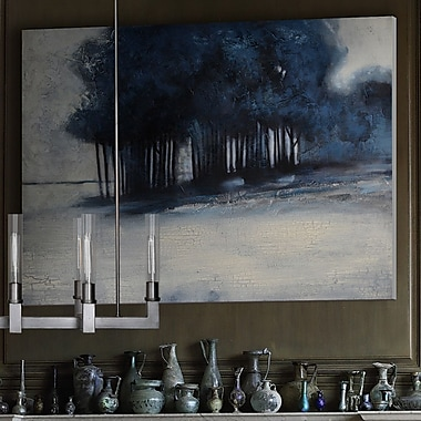 Red Barrel Studio 'Whitmarsh' Painting Print on Wrapped Canvas