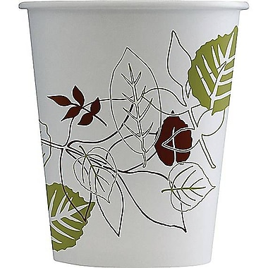 Dixie Pathways 10 oz. Hot Cups 50/Pack (2340PATH)