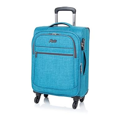 Rosetti - Valise Island Paradise expansible à roues multidirectionnelles, 28 po, bleu (RS5028)
