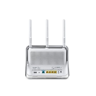 TP-LINK - Routeur Gigabit double bande sans fil Archer C8_RE AC1750, remis à neuf
