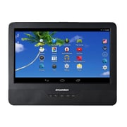 "Sylvania SLTDVD9220 9"" Tablet, 1.3 GHz Quad Core, 8 GB Flash, 1 GB RAM, Integrated DVD Player, Android"