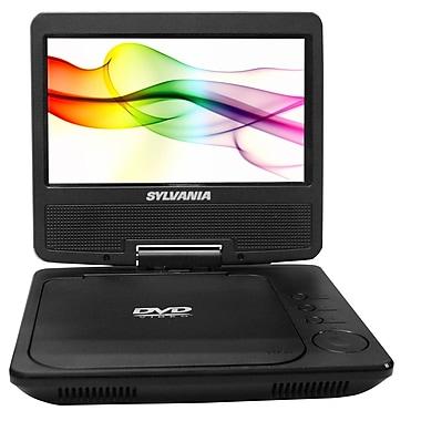 Sylvania – Lecteur DVD portable, 7 po (SDVD7040)