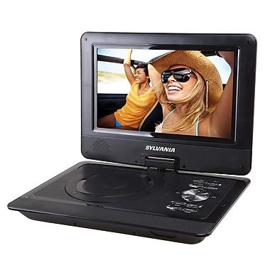Sylvania – Lecteur DVD portable, 10 po (SDVD1030)