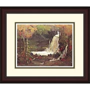 "Northland Art Woodland Waterfall by Tom Thomson, 34"" x 38""(S-SCTT76M)"