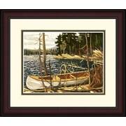 Northland Art ? The Canoe, 1912 par Tom Thomson, 34 x 38 po (S-SCTT09M)
