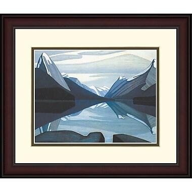 Northland Art Maligne Lake, Jasper Park by Lawren Harris, 34