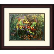"Northland Art The Tangled Garden by J.E.F. MacDonald, 34"" x 38"" (S-NCJM007)"