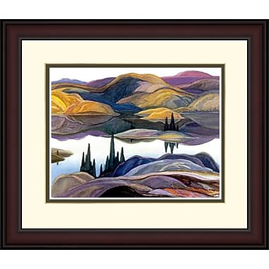 Northland Art Mirror Lake - Franklin Carmichael, 34