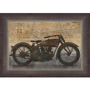 "Northland Art Ride by Dylan Mathews, 33"" x 45"" (S-TD215)"