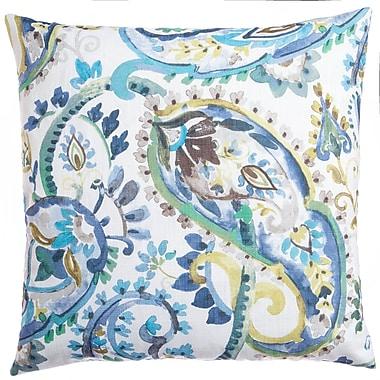 Red Barrel Studio Shepherd Decorative Throw Pillow; Azure