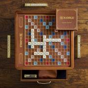 WS Game Company Scrabble Luxury Edition