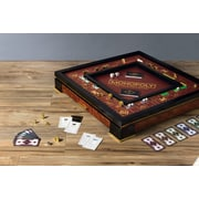WS Game Company Monopoly - The Franklin Mint Collector's Edition