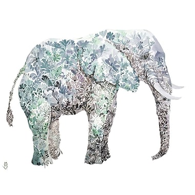 Bloomsbury Market 'Elephant Gum II' Graphic Art Print on Wrapped Canvas