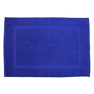 Winston Porter Amie Bath Rug; Royal Blue
