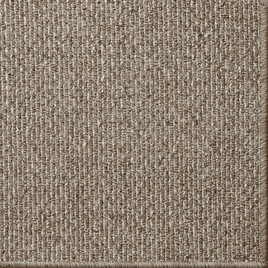Union Rustic Cannon Brown Area Rug; 6' x 9'
