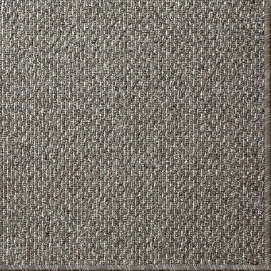 Union Rustic Cannon Gray Area Rug; 9' x 12'