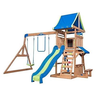 Backyard Discovery Cedar Point Swing Set