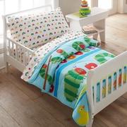 Wildkin The Very Hungry Caterpillar Cotton Lightweight Toddler Comforter
