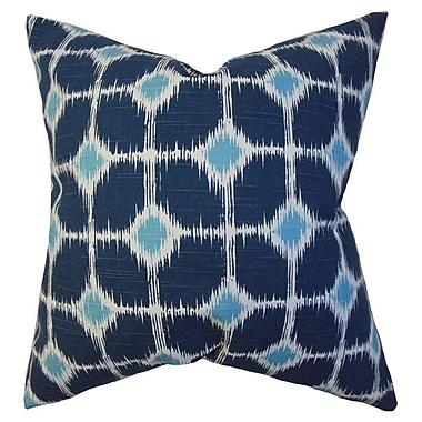 Brayden Studio Lapoint Throw Pillow; 20'' x 20''