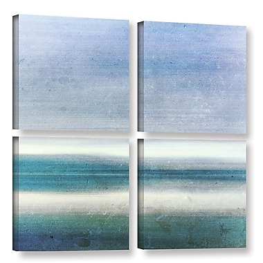 Brayden Studio Lake Victoria 4 Piece Painting Print on Wrapped Canvas Set