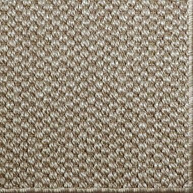 Gracie Oaks Parisot Taupe Area Rug; 9' x 12'