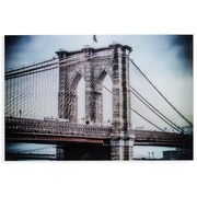 Brayden Studio 'The Brooklyn Bridge' Photographic Print