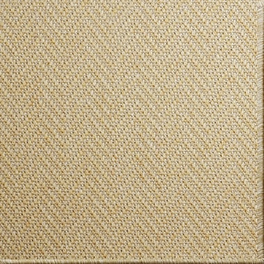 Gracie Oaks Patel Honey Area Rug; 5' x 8'
