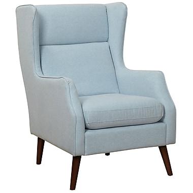 Latitude Run Cendejas Wing Arm Chair