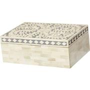 Mistana Solid Wood Storage Box