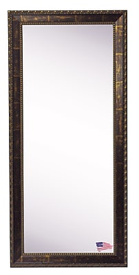 Mistana Traditional Rectangle Wood Wall Mirror WYF078281477239