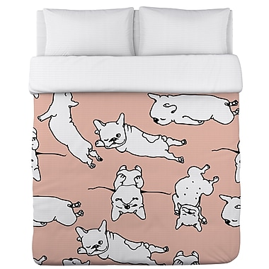 Ivy Bronx Leonore Duvet Cover; King