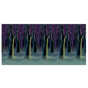 The Holiday Aisle Halloween Spooky Forest Trees Backdrop