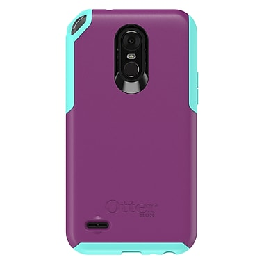 OtterBox Achiever Series Cell Phone Case for LG Stylo 3 Plus, Cool Plum (77-55652)
