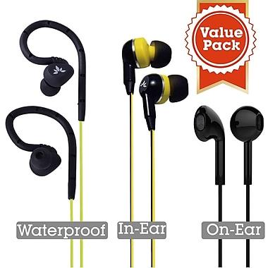 Avantree Sports Earphones Value Pack (ADHF-SET-01)