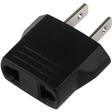PurTek Travel Adapter Type A for Central and South America (PTTA)