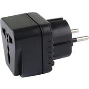 PurTek Travel Adapter Type GAB Grounded for North America (PTTGAB)