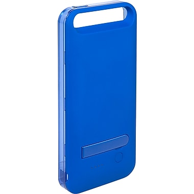 PurTek Battery Bumper Cell Phone Case for iPhone 5/5S, Blue (IPHN5BTBCSBLU)