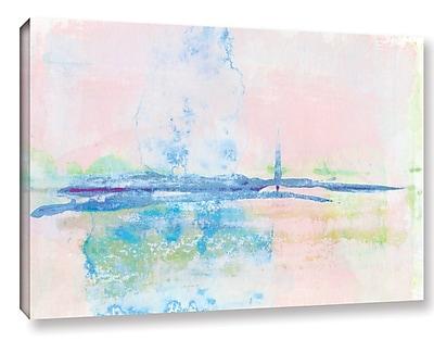 Ivy Bronx Statistics VIII' Painting Print on Wrapped Canvas; 32'' H x 48'' W x 2'' D