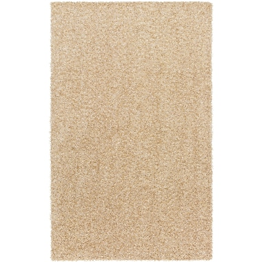 Ivy Bronx Dulcia Beige Indoor/Outdoor Area Rug; 8' x 10'