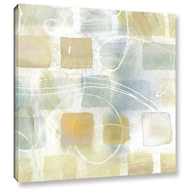 Brayden Studio Caracalla Neutral II Graphic Art on Wrapped Canvas; 18'' H x 18'' W x 2'' D